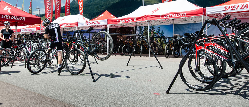 test dubbdäck till cykel