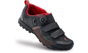 Specialized Rime Expert - Black/Red
