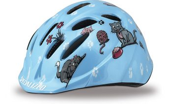 SPECIALIZED SMALL FRY TODDLER - Blue Kittens