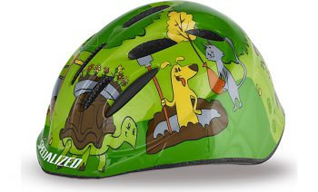 SPECIALIZED SMALL FRY TODDLER - Green Garden Animals