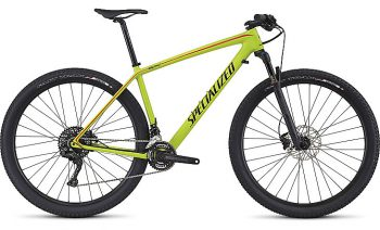 Specialized Epic HT Comp Carbon 29 2017 - Gloss Hyper/Black/Nordic Red