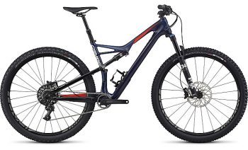 CAMBER EXPERT CARBON 29 - GLOSS Nibali Blue / Nordic Red / Metallic White