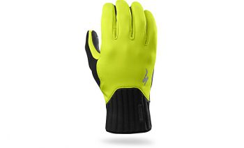 SPECIALIZED DEFLECT GLOVES - Neon Yellow