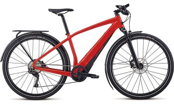 Specialized Turbo Vado 4.0 2017 - Nordic Red/Black