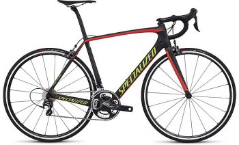 SPECIALIZED TARMAC EXPERT - Satin Carbon/Red/Hyper
