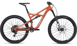 ENDURO COMP 650B - Gloss Moto Orange/Baby Blue/White