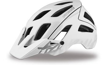 Specialized Ambush - Gloss White/Grey Logo
