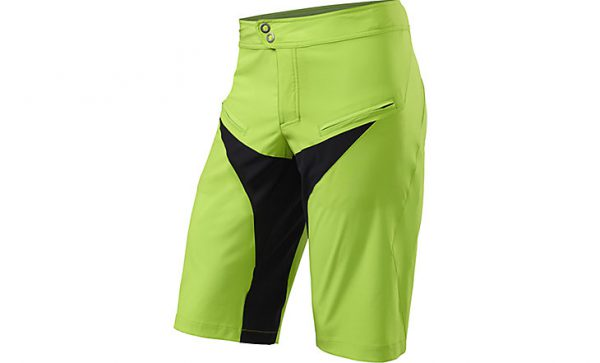 SPECIALIZED ATLAS XC COMP SHORTS - Monster Green