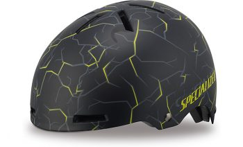 SPECIALIZED COVERT KIDS' - Hyper Green Crackle