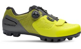 Specialized Expert XC MTB Shoes- Charcoal/Ion