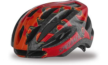 SPECIALIZED FLASH - Red Flames