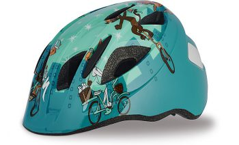 SPECIALIZED MIO - Teal Cats on Bikes