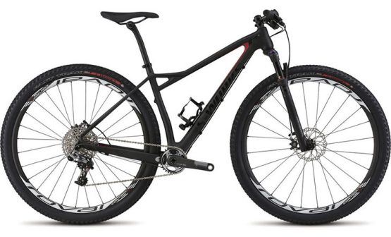 Specialized S-Works Fate 29 - Satin Carbon/Gloss Red/Gloss Black