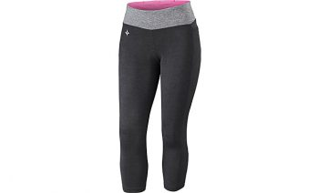 SPECIALIZED SHASTA CYCLING KNICKERS - Black Heather
