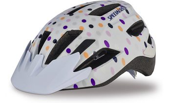 SPECIALIZED SHUFFLE YOUTH - White/Indigo Dots