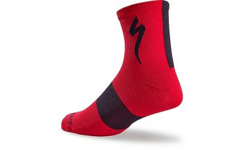 SPECIALIZED SL MID SOCKS - Red