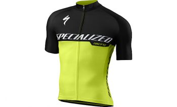 SPECIALIZED SL PRO JERSEY - Team Neon Yellow