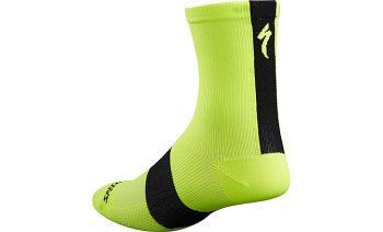 SPECIALIZED SL TALL SOCKS - Neon Yellow