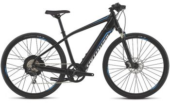 SPECIALIZED TURBO X - Gloss Black/Cyan
