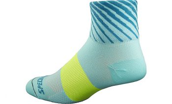 SPECIALIZED WOMEN'S RBX MID SOCKS - Light Turquoise/Turquoise