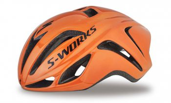 SPECIALIZED S-WORKS EVADE HELMET TORCH - Momo Orange