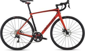 SPECIALIZED ROUBAIX ELITE 2017 - Gloss Nordic Red/ Black