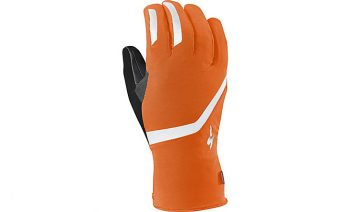 SPECIALIZED DEFLECT H2O THERMINAL GLOVES - Neon Orange