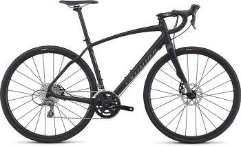 SPECIALIZED DIVERGE A1 - Satin Black/Charcoal