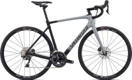 Specialized Roubaix Comp - Satin Cool Grey/Black Fade/Clean