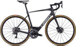 Specialized S-Works Roubaix - Satin Carbon/Metallic White Silver