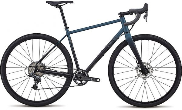 Specialized Sequoia Expert 2018 - Black/Tropical Teal Fade
