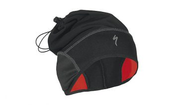 SPECIALIZED WINDSTOPPER HAT/NECKWARMER - Black