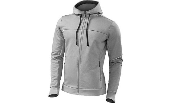SPECIALIZED UTILITY HOODIE - Light Grey Heather