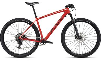 Specialized Epic HT Expert Carbon WC 29 2017 - Satin Rocket Red/Black/White