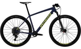 Specialized Men's Epic HT Comp - Gloss Blue Tint Carbon/Ion
