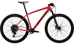 Specialized Men's Epic HT Comp - Satin Flo Red/Black