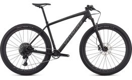 Specialized Men's Epic HT Expert - Satin Carbon/Charcoal