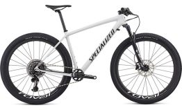 Specialized Men's Epic HT Pro - Gloss White/Tarmac Black