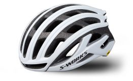 Specialized S-Works Prevail II with ANGi - Matte White