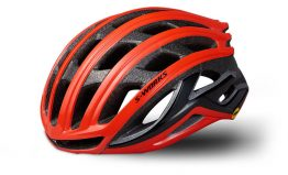 Specialized S-Works Prevail II with ANGi - Rocket Red