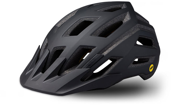 Specialized Tactic III with ANGi - Matte Black
