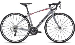 Specialized Dolce 2018 - Satin Gloss Cool Gray / Acid Pink