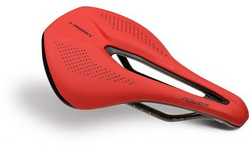 Specialized S-Works Power Saddle - Team Red
