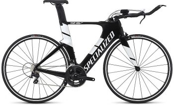 Specialized Shiv Elite 2017 - Carbon/White