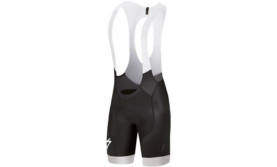 Specialized SL Pro Bib Shorts - Black/White