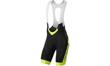 Specialized SL Pro Bib Shorts - Team Neon Yellow