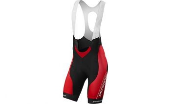 Specialized SL Pro Bib Shorts - Team Red