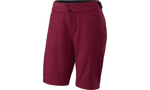 Specialized Women's Andorra Comp Shorts - Burgundy
