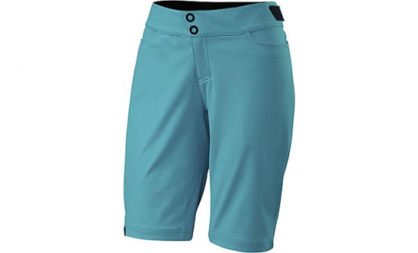 Specialized Women's Andorra Comp Shorts - Turquoise