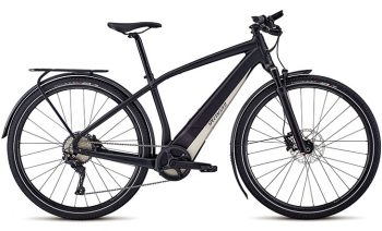 Specialized Turbo Vado 4.0 2018 - Satin Black Platinum